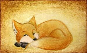 Sleep by FoxInShadow