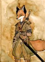 Comeback by FoxInShadow
