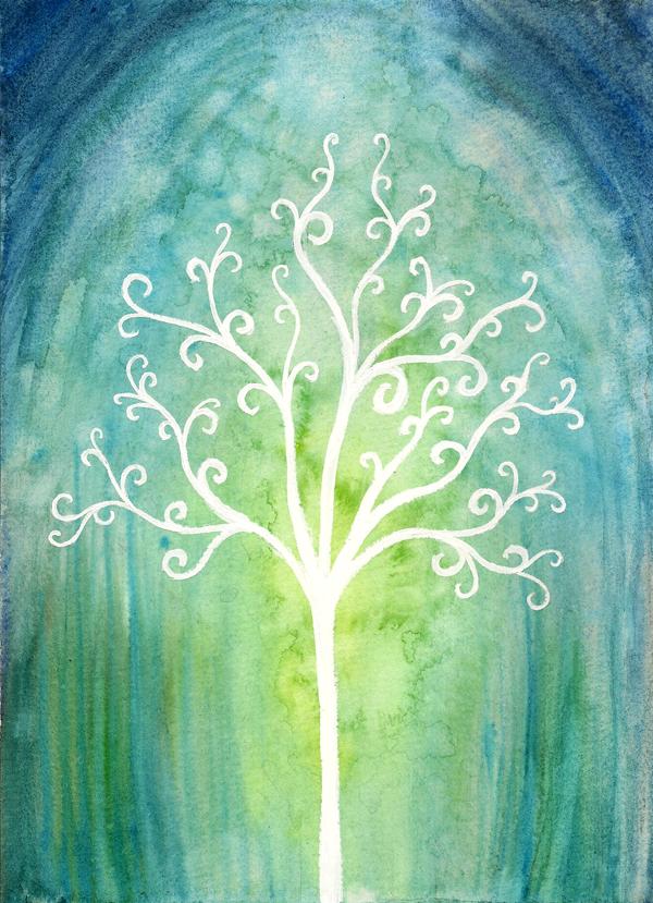 Tree of life by FoxInShadow