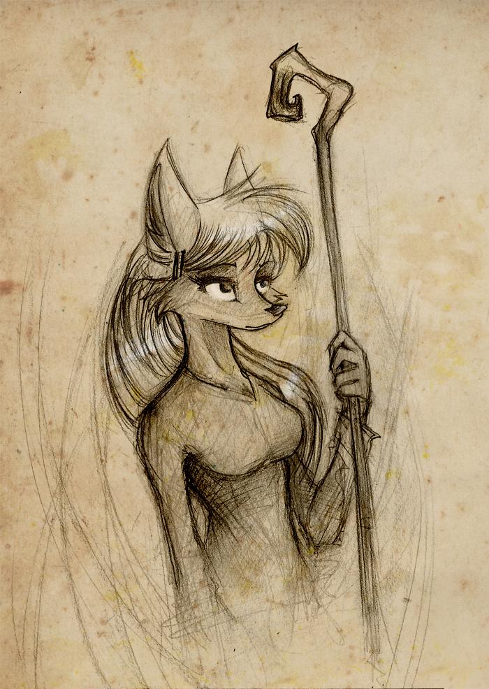 Zorra by FoxInShadow