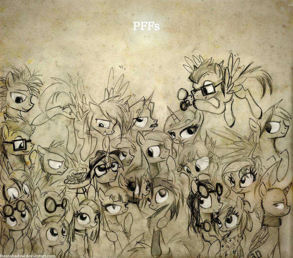 PFFs by FoxInShadow