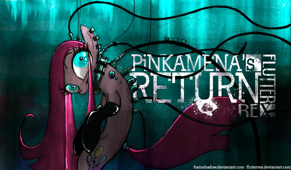 Pinkamena's Return by FoxInShadow