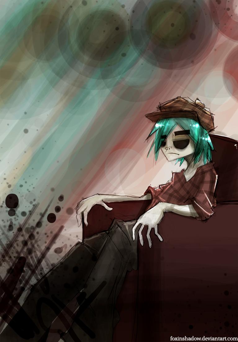 Demon Days by FoxInShadow