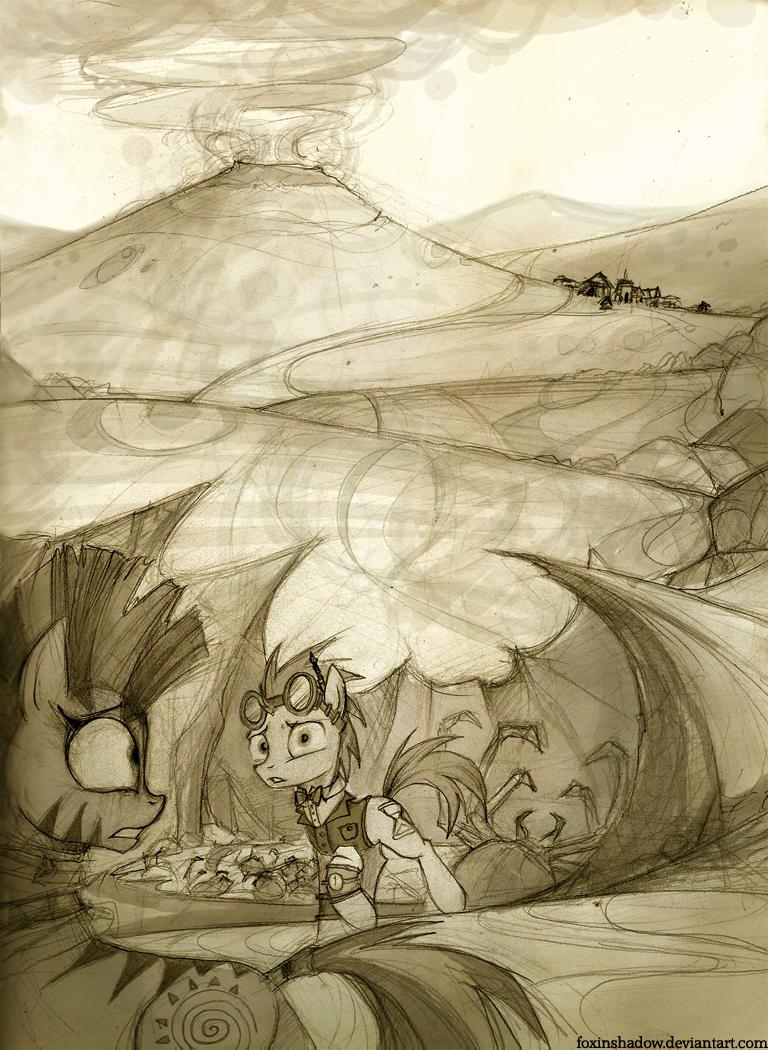 Whom the Gods Fear by FoxInShadow