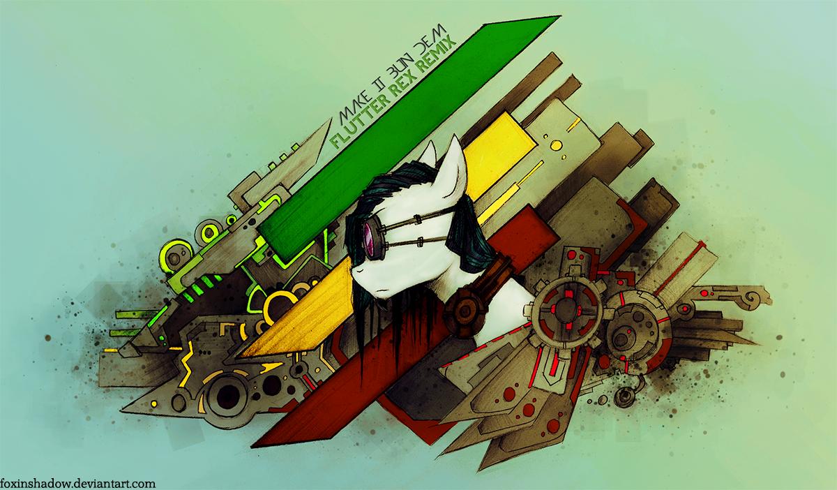 Make It Bun Dem (Flutter Rex remix) by FoxInShadow