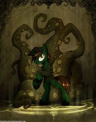Severing Quill by FoxInShadow