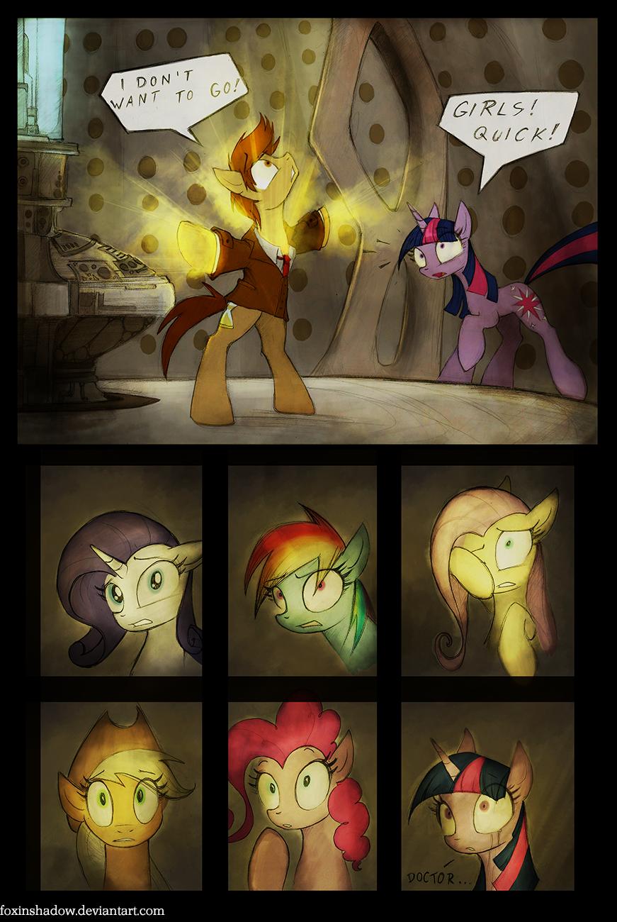 Vale Decem Equis by FoxInShadow