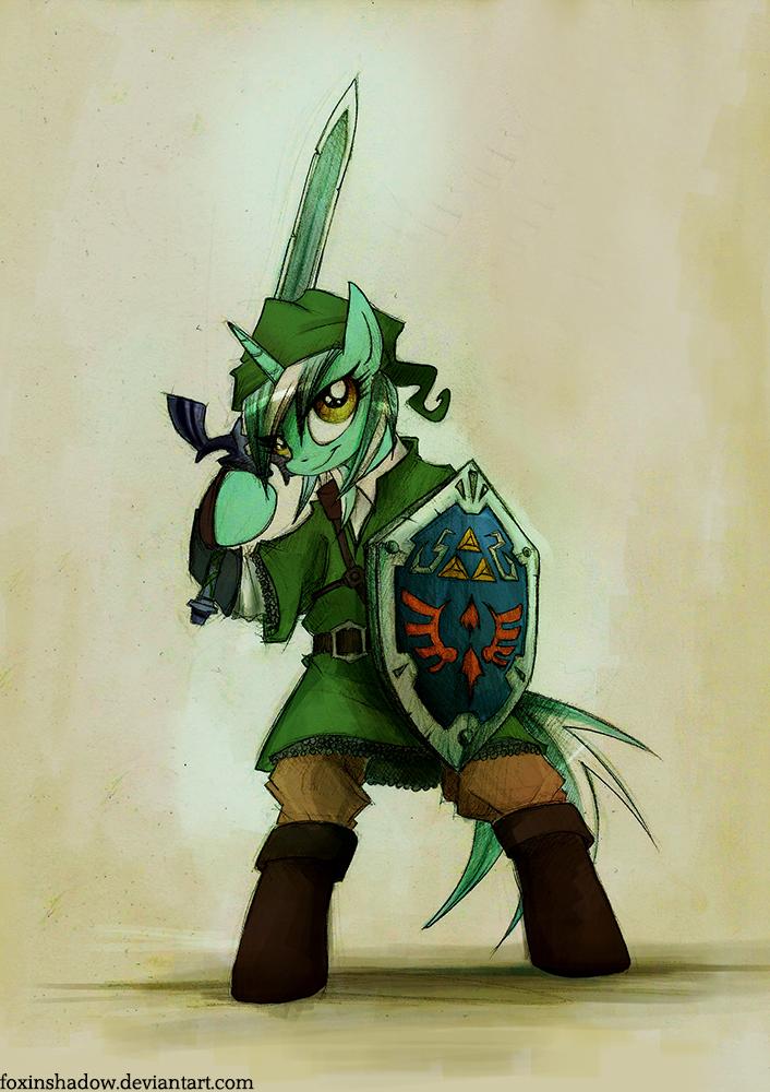 Legend of Lyra by FoxInShadow