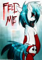 Feed Me by FoxInShadow