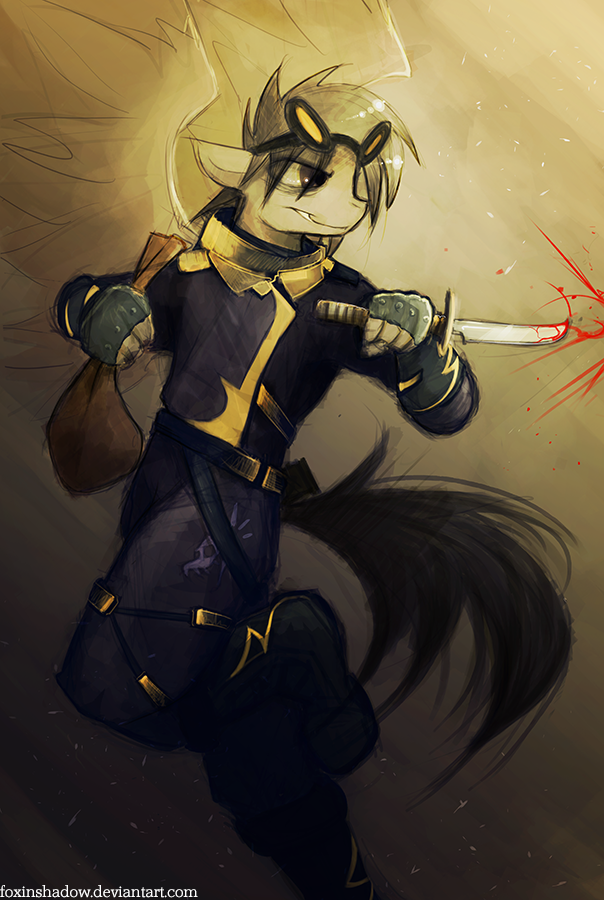 Don't mess with Shadowbolts by FoxInShadow