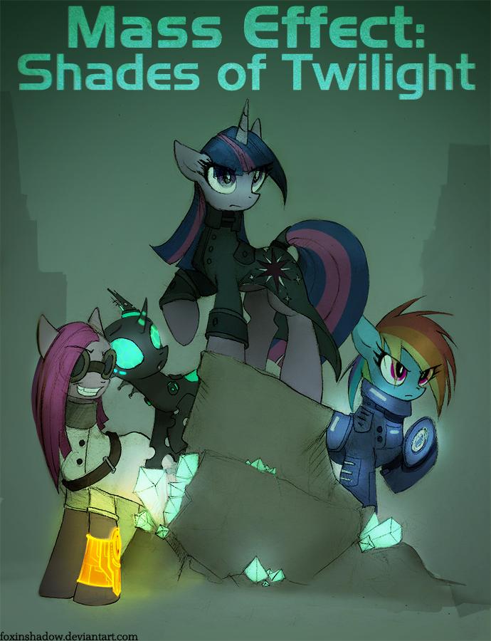 Shades of Twilight by FoxInShadow