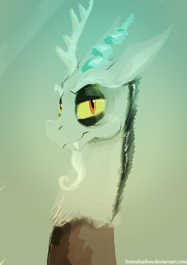 Discord by FoxInShadow