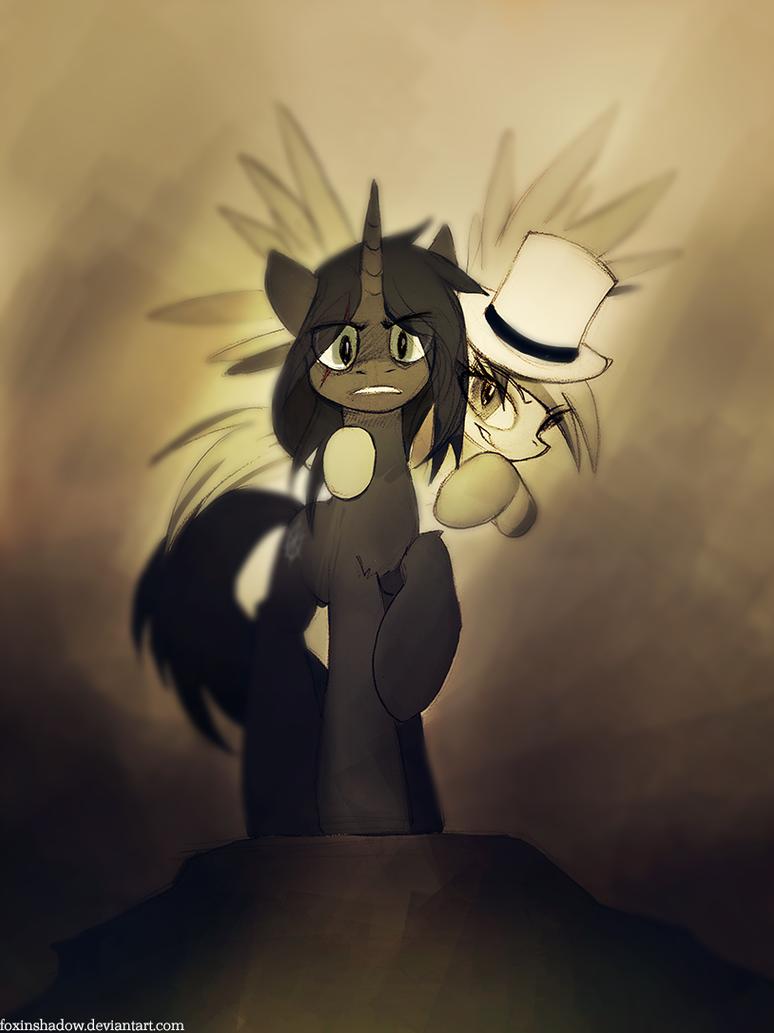 Mare Muerte by FoxInShadow
