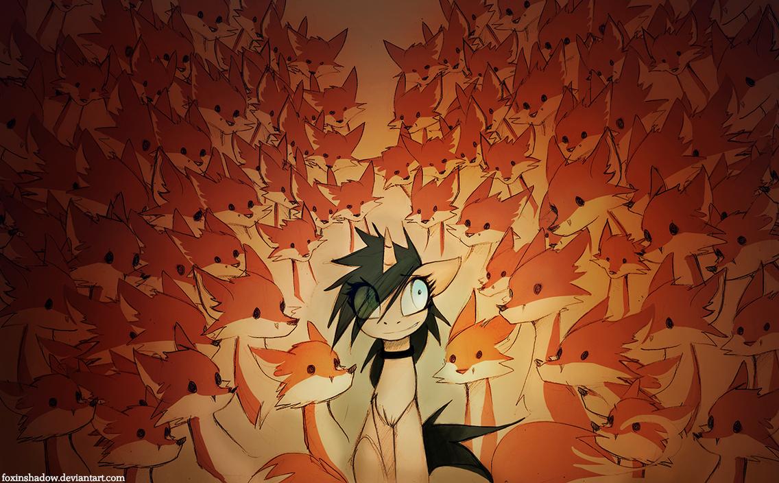 10 K by FoxInShadow