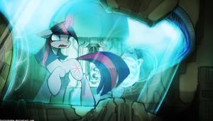 Interrogate: Twilight Sparkle