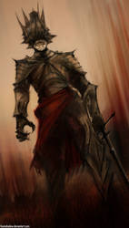 Witch-king of Angmar. Early years. by FoxInShadow