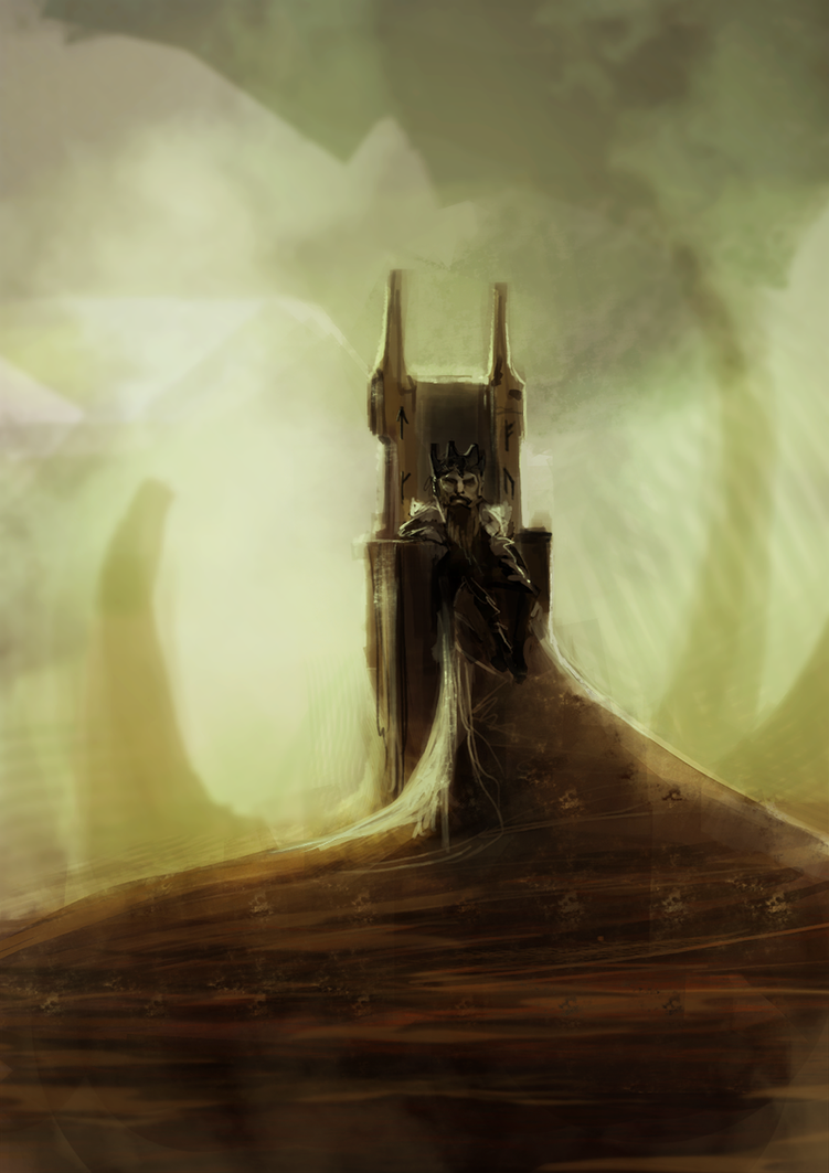 dwarf king by foxinshadow on deviantart