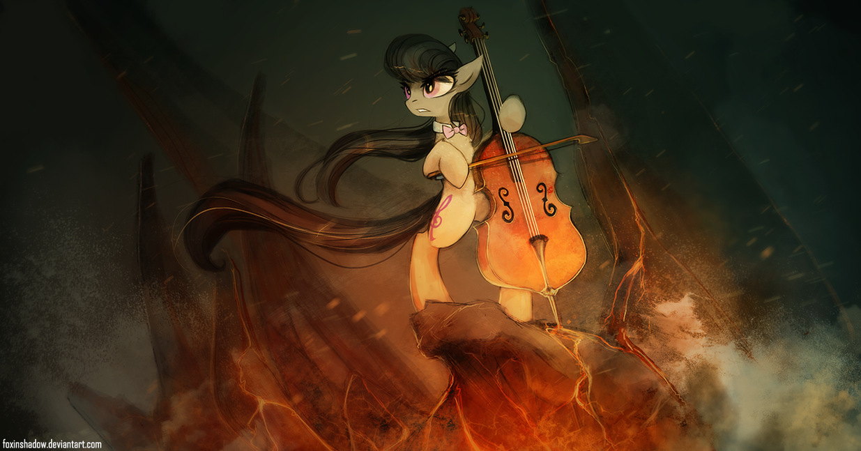 Strings Unbound by FoxInShadow