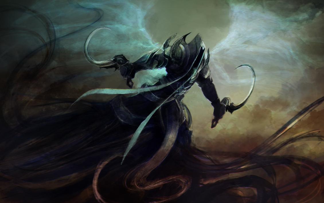 Angel Of Death by FoxInShadow