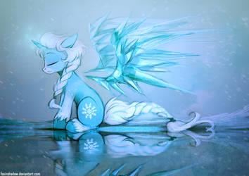 Frozen by FoxInShadow