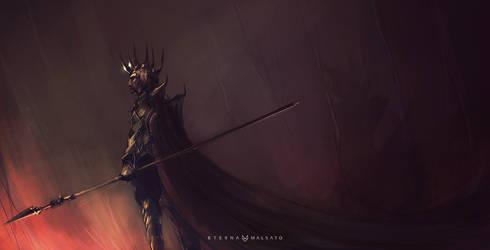 Melkor, early concept