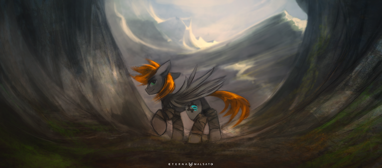 Ardent Flame by FoxInShadow