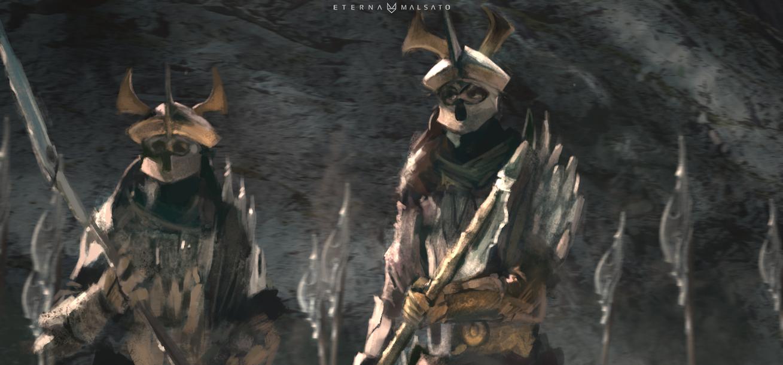 Easterlings by FoxInShadow