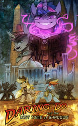 Daring Do and the Lost Tome of Shadows