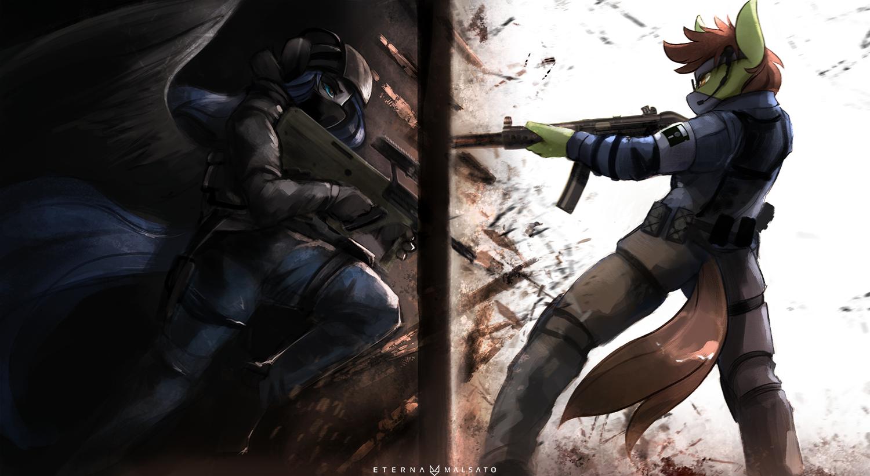Soldier Video Games Rainbowsix Siege Digital Art Dark: Rainbow Six By FoxInShadow On DeviantArt