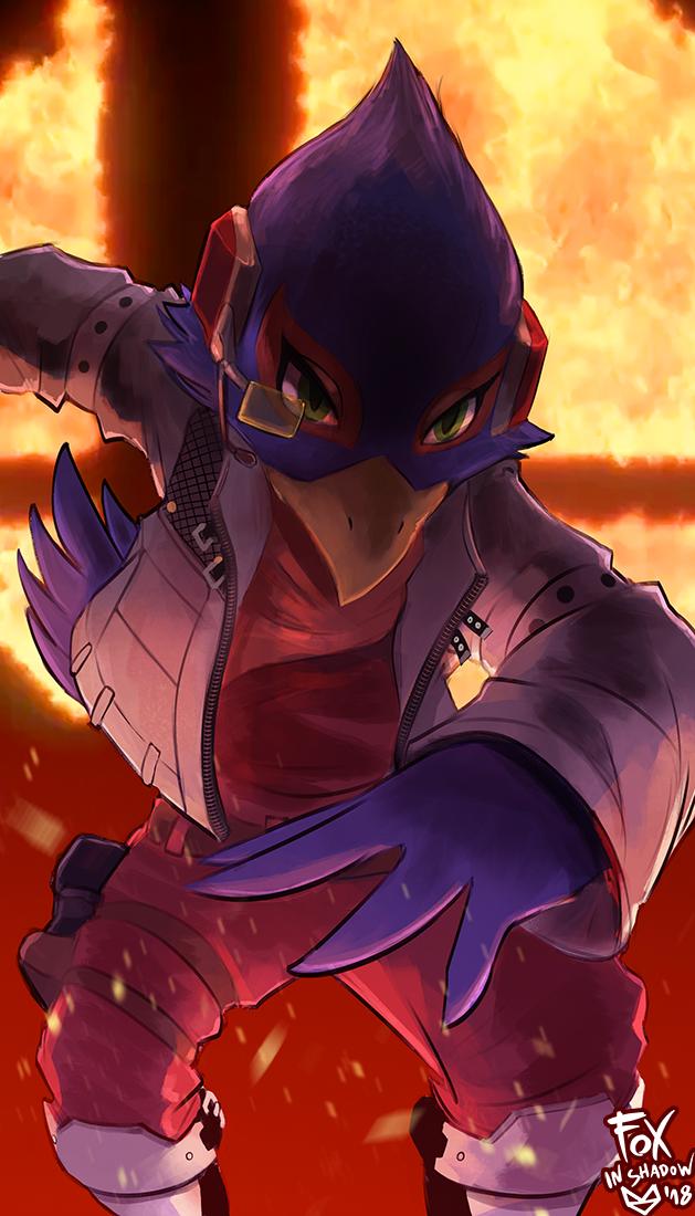 Falco by FoxInShadow