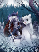 Winter Expedition by FoxInShadow
