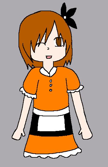 Chibi Ikira by TeruKun