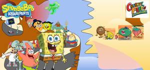 Spongebob vs Coconut Fred