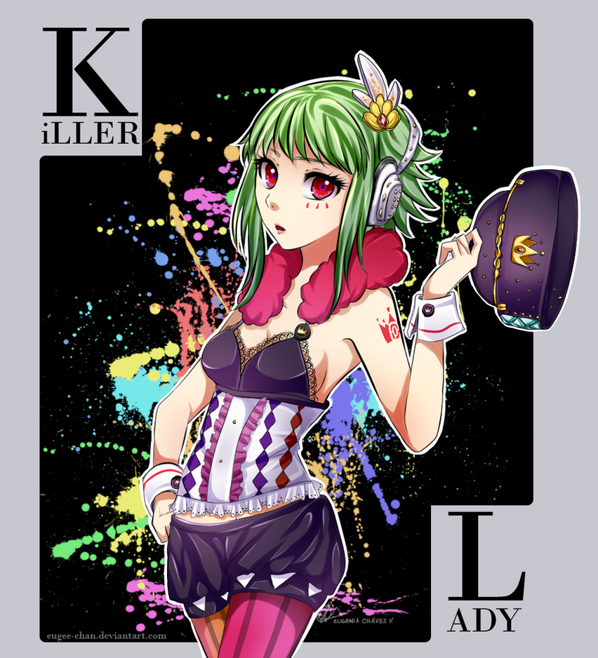 KiLLER LADY v2 by eushi