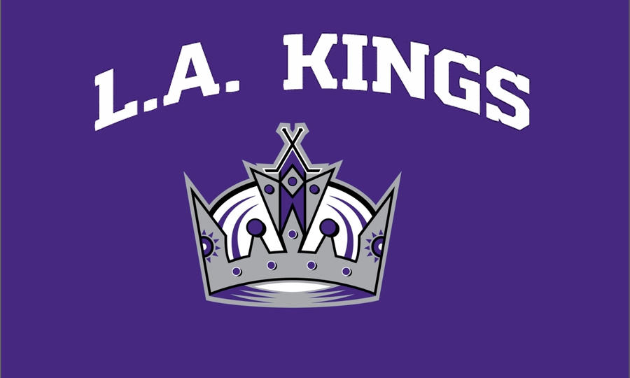 los angeles kings wallpaper by ronburgandy on deviantart