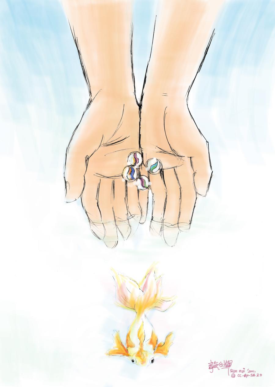 Letting Go by felixleong