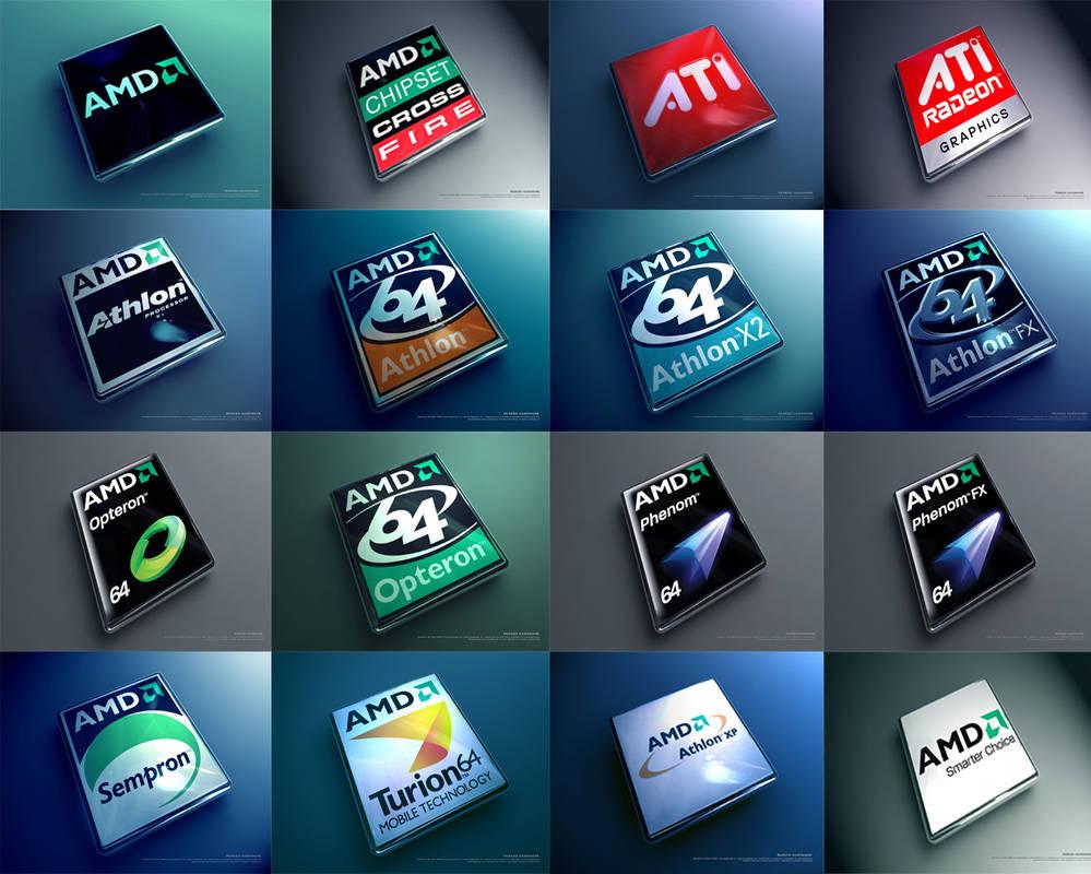 AMD Family Chipset by cyclopsxbd on DeviantArt