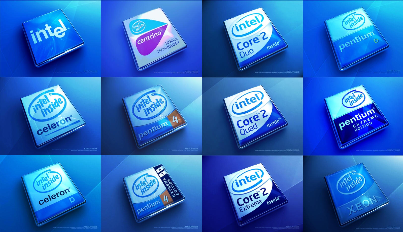Intel Family Chipset By Cyclopsxbd On DeviantArt