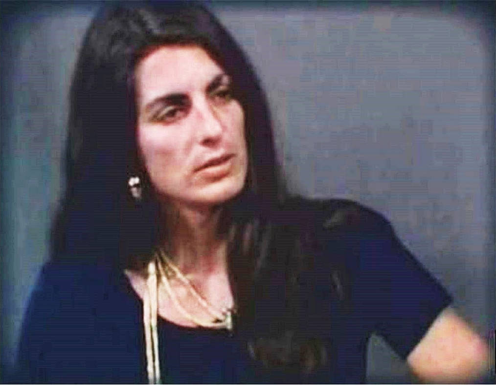 Color picture of Christine Chubbuck by jhwink