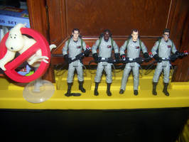 Another Shot of my Ghostbusters Figure by jhwink