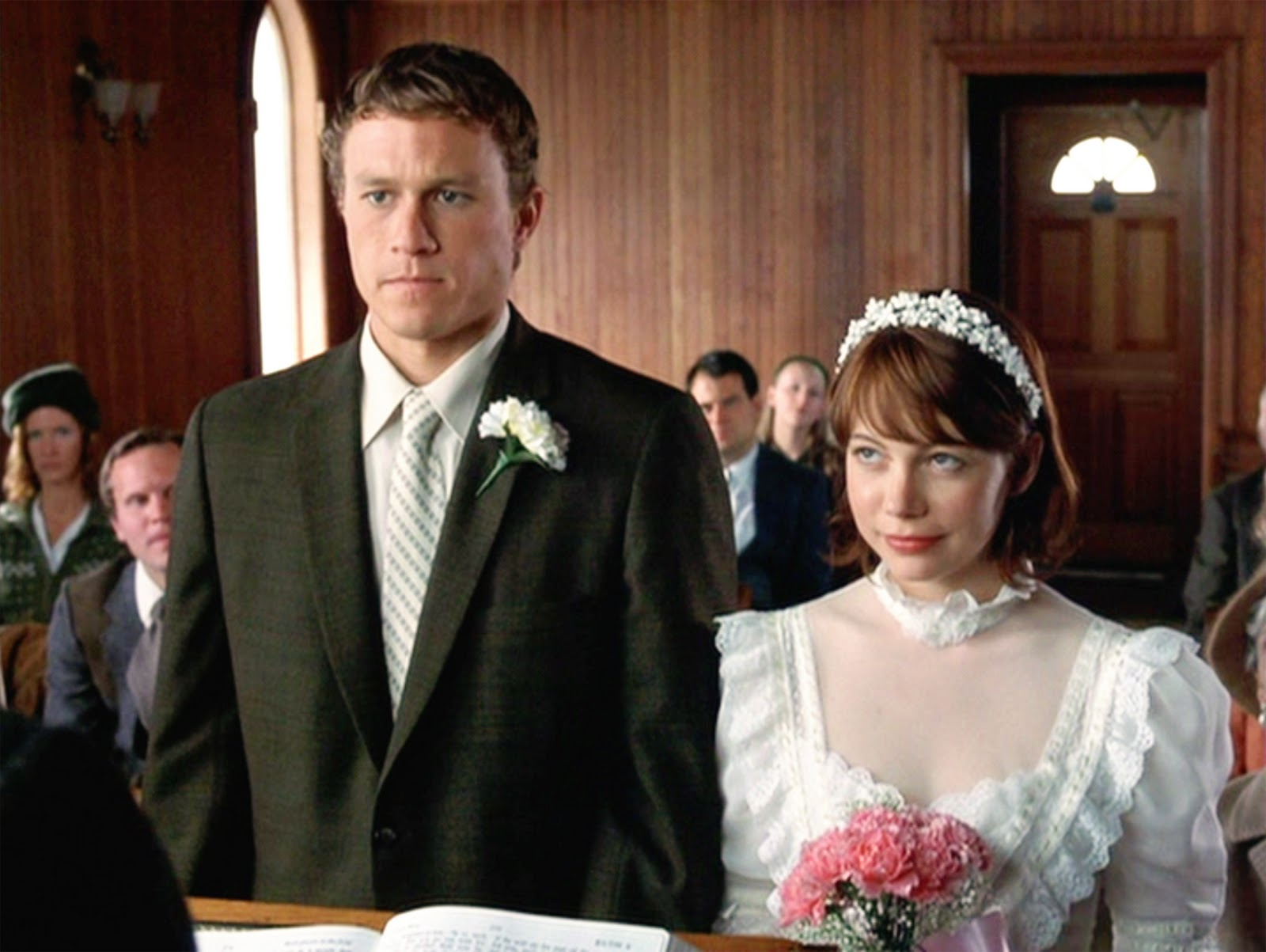 Another shot of Ennis and Alma's Wedding by jhwink on DeviantArt