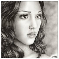 Jessica Alba - The beauty