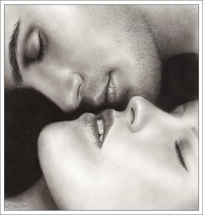 عکس های عاشقانه دونفره بوسه جدید