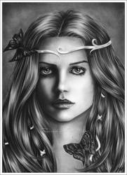 Dark Princess by Zindy
