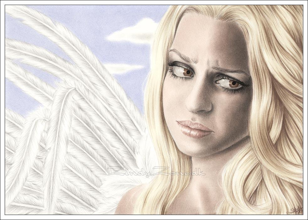 Broken Wings by Zindy