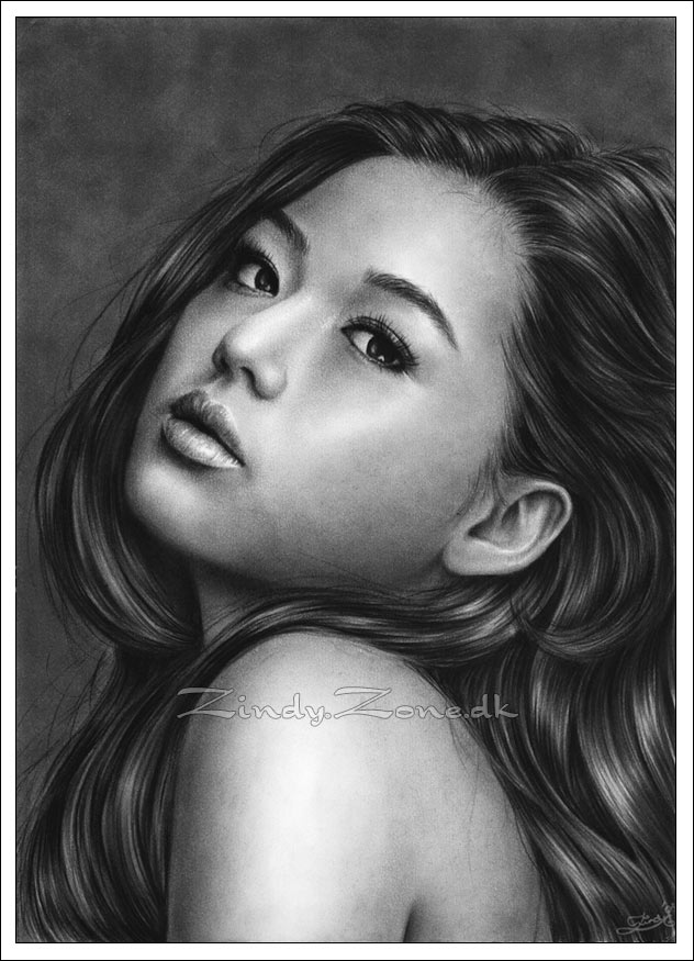 Jeon Ji Hyun lll by Zindy