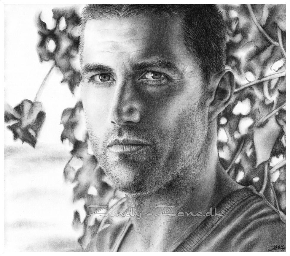 Matthew Fox by Zindy