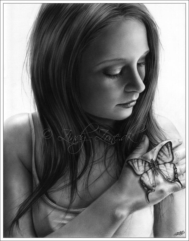 Scarce Beauty by Zindy