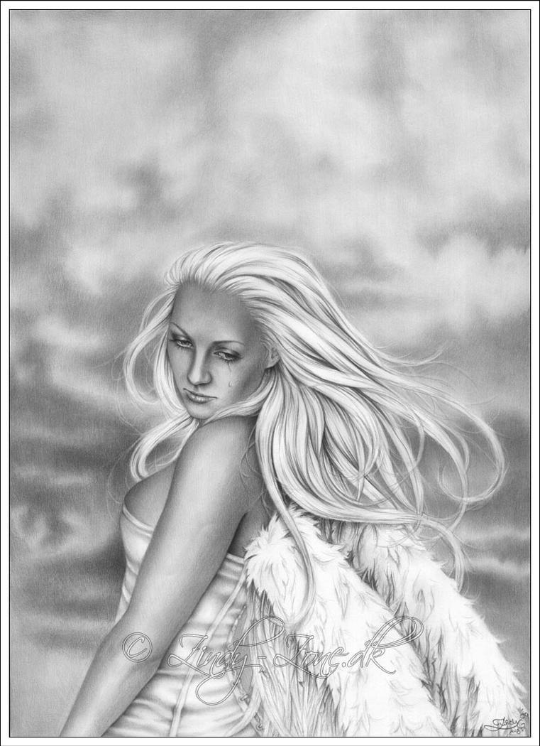 Angel's Goodbye by Zindy