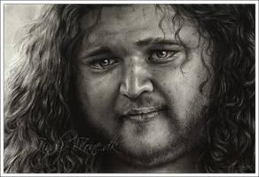 Jorge Garcia as Hurley